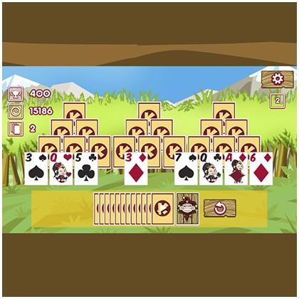 Tower Solitaire jeu de stratégie gratuit