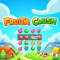Fruita Crush - Jeu Match3