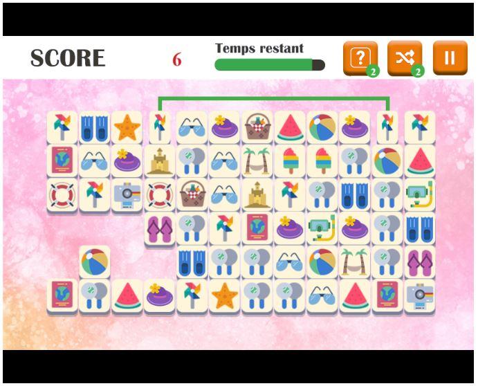 jeu gratuit en ligne de mahjong