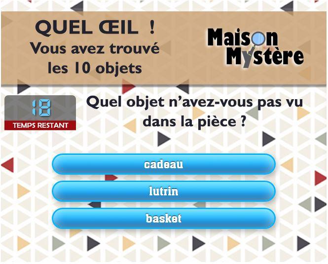 jeu enigme gratuit mobile