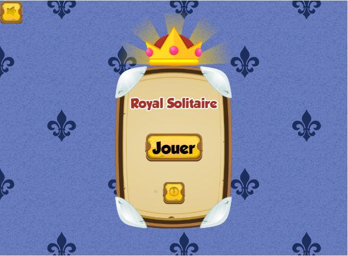 Amusez-vous avec le jeu royal de type Spider Solitaire sur Games Passport