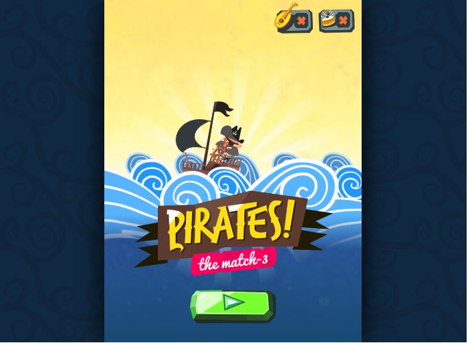 Jeu jewel Pirates