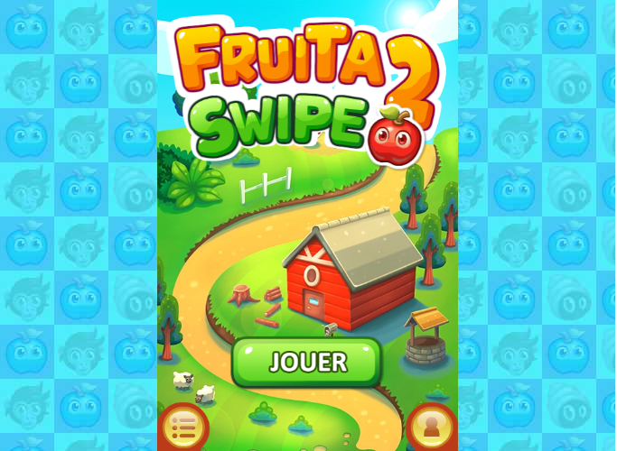 Accueil jeu en ligne Fruita Swipe