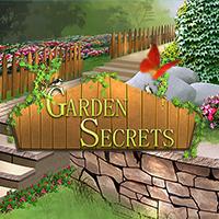 Jeu d'objets cachés Garden Secrets