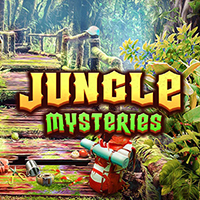 Jeu d'objets cachés mobile Jungle Mysteries