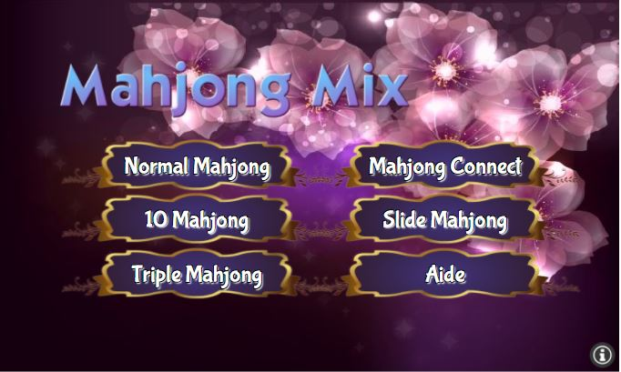 Accueil Mahjong Mix gratuit