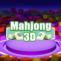 Jeu de logique Mahjong 3D