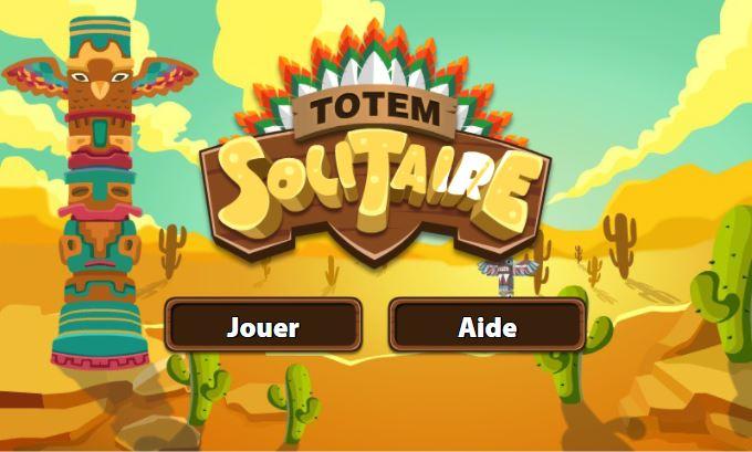 Accueil jeu en ligne Totem Solitaire
